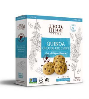 Quinoa Chocolate Chips