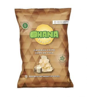 Cassava Chips Sea Salt
