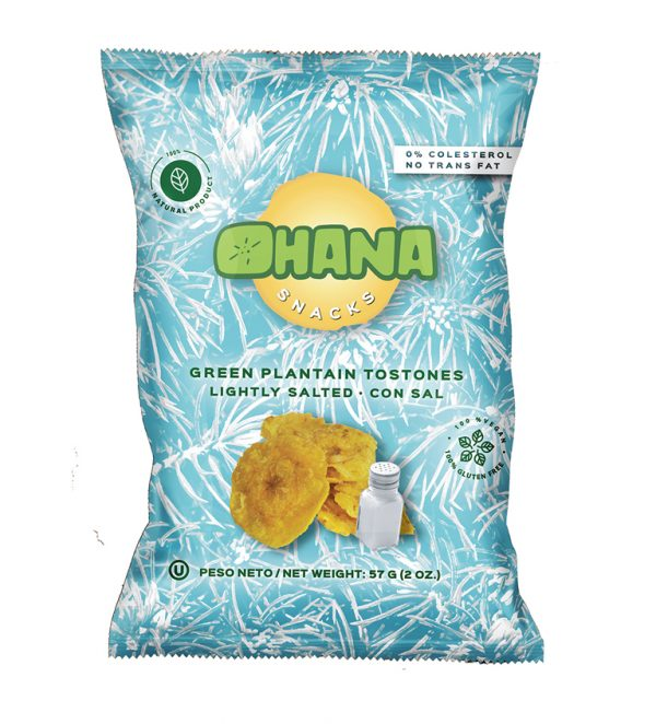 - Green Plantain Lightly Salted