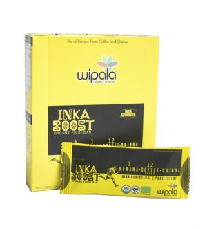 Inka Boost Organic Fruit Bar